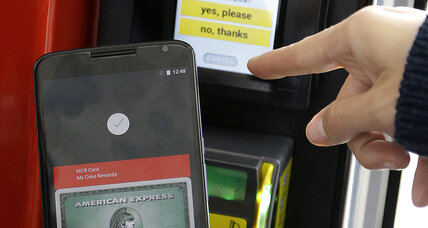 Pay with your phone: Google unveils Android Pay in Britain