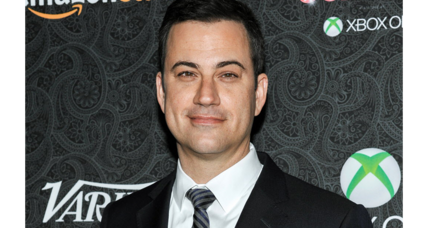 Jimmy Kimmel, late night's elder statesman, signs new ABC contract