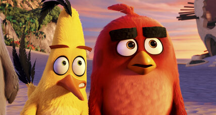 Can games maker Rovio Entertainment succeed with the 'Angry Birds' movie?