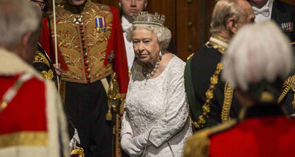 Queen Elizabeth unveils Britain's 'biggest shakeup' of prisons since Victorian times