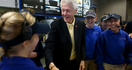 The complicated history of Bill Clinton and the economy