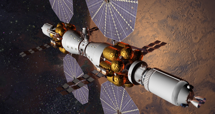 Lockheed Martin set to build orbiting Mars Base Camp by 2028