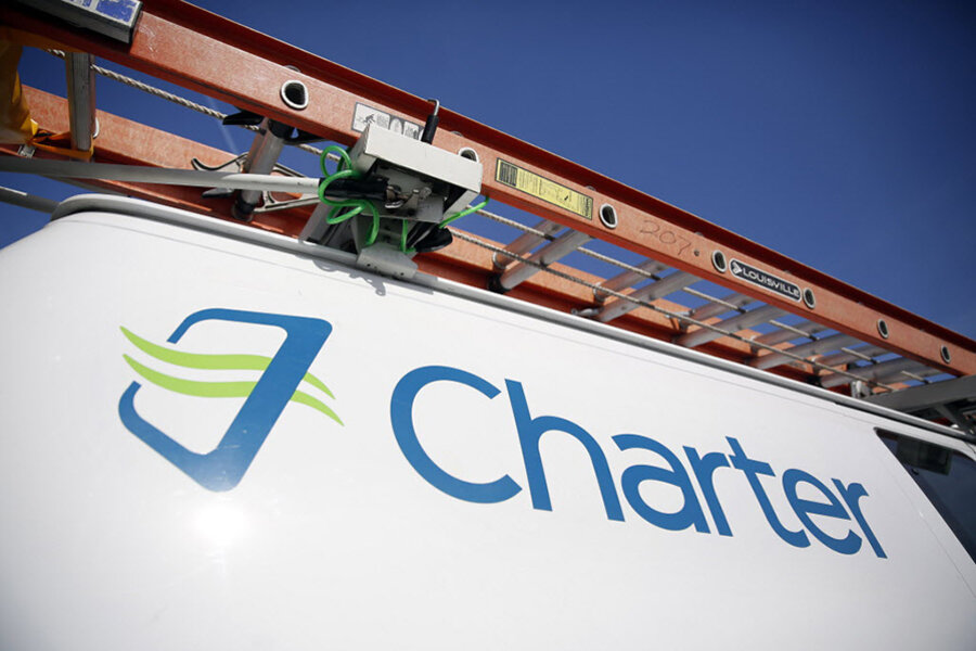 Charter finalizes Time Warner purchase: Is era of 'mega cable' here? - CSMonitor.com