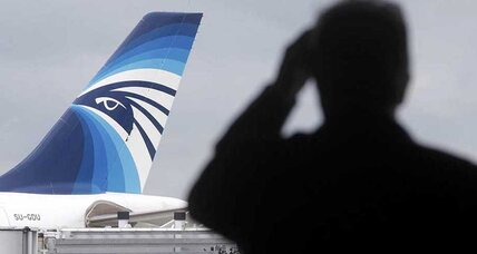 EgyptAir flight 804 goes missing over the Mediterranean. Terrorist attack?