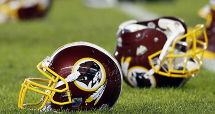 Is 'Redskins' offensive? A new poll weighs in.