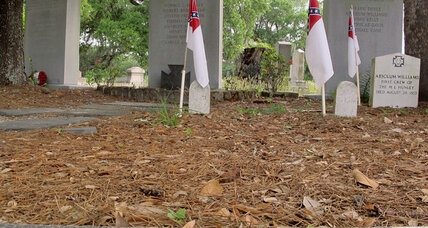 House approves ban on Confederate flag in national cemeteries