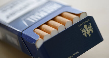 Must cigarette packaging be bland and indistinct? British High Court says yes
