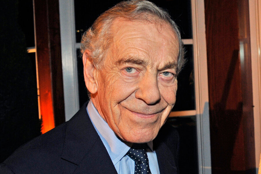 Remembering Morley Safer, a Renaissance man of journalism ( video) - CSMonitor.com