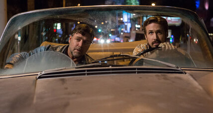 'The Nice Guys' has garish violence and few laughs