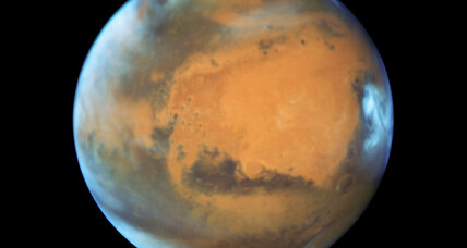 Amazing Mars portrait: How did Hubble get that detail?