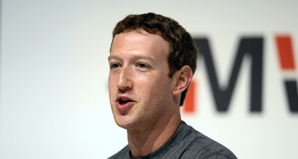 Mark Zuckerberg finds common ground with conservative leaders