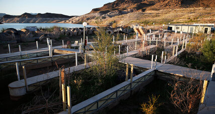 Lake Mead drops to record low: What's next? (+video)