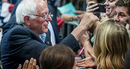 Is Bernie Sanders' campaign running out of money?