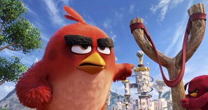Box Office: 'Angry Birds' Soars in U.S. Debut, 'Captain America' Stays Powerful