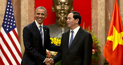 Why Obama lifted the arms embargo on Vietnam now