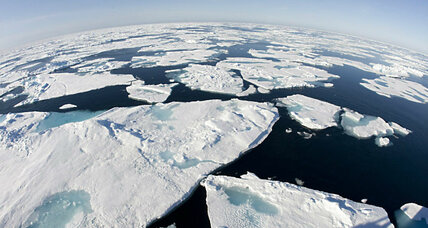 As Arctic sea ice melts, Antarctic sea ice grows. How does that happen?