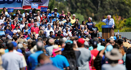 Sanders supporters argue that California is confusing voters