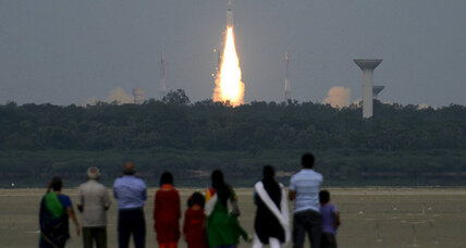 Indian space program scores a success with reusable spacecraft prototype