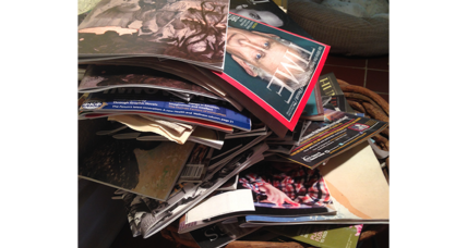 Why I can't let go of my magazine subscriptions