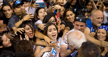 Clinton, Sanders vie for Latino vote in California