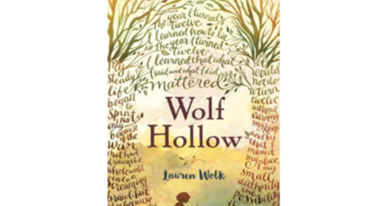'Wolf Hollow': a powerful middle-grade tale of friendship, courage