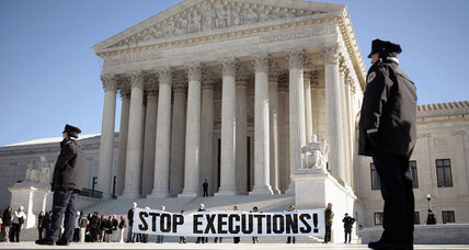 Supreme Court rules against use of all-white jury in death penalty case