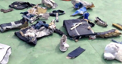 New evidence suggests explosion on EgyptAir Flight 804