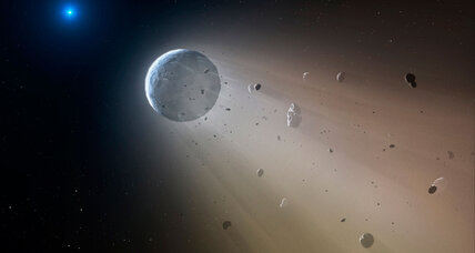 Bad science? Former Microsoft exec criticizes NASA asteroid data.