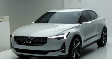 Volvo will build compact electric car in 2019, along with larger model