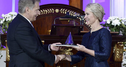 Inspired by nature: First woman ever wins Millennium Technology Prize