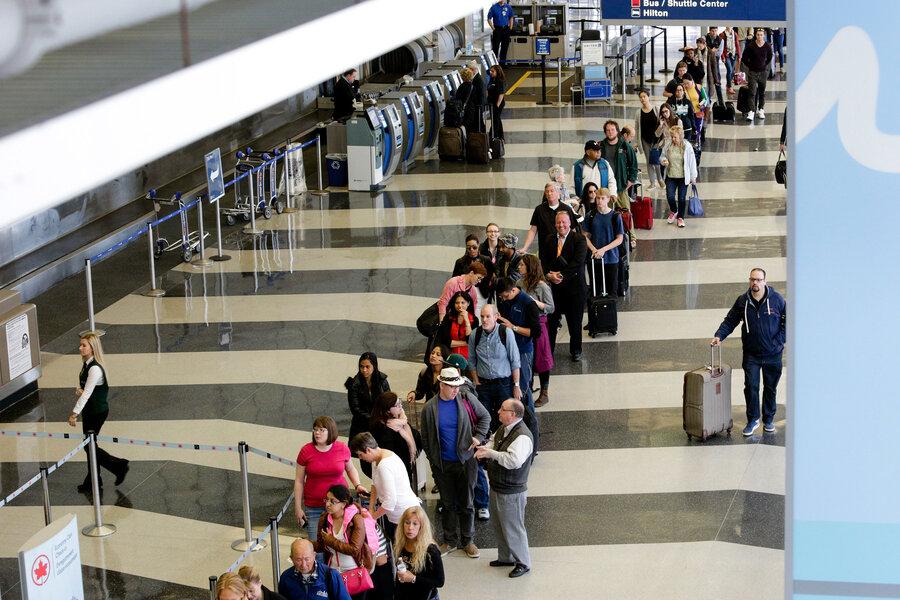 A big summer for air travel and the TSA - CSMonitor.com