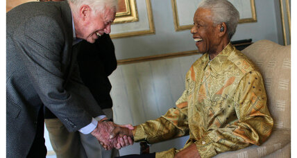 Jimmy Carter retires from The Elders
