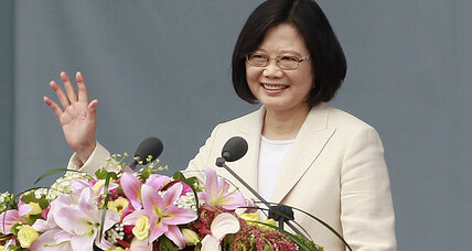 Taiwan's female president faces criticism for being single. Is Asia backsliding on gender equality?