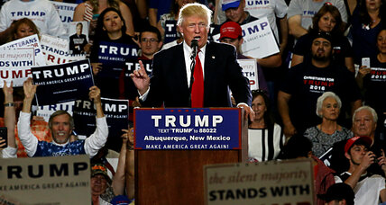 Donald Trump blasts female Hispanic GOP governor. What is he thinking?