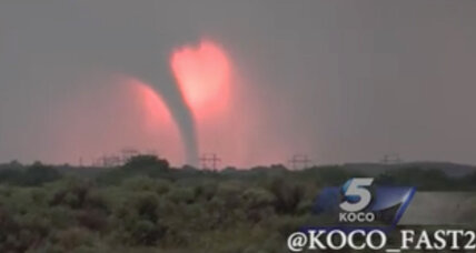 'Double tornadoes' pummel Great Plains: Can warnings keep up?