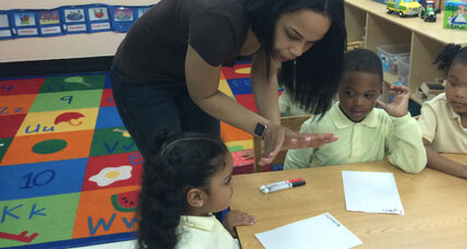How one poor Brooklyn preschool is competing with the best