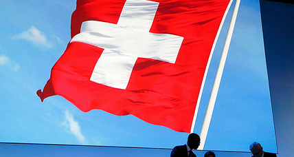Swiss boys' refuse to shake female teacher's hand, face $5,000 fines