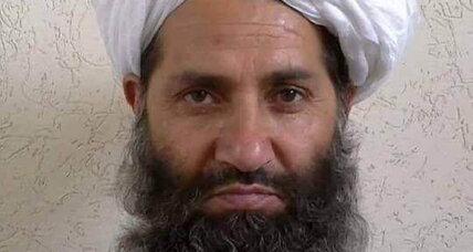 Little-known extremist cleric chosen to lead Afghan Taliban