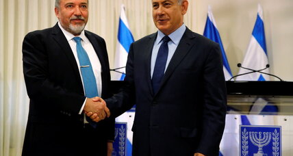 Israel's Netanyahu adds hard-liner to coalition