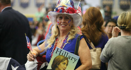 Hillary supporters: We're excited, too, but also practical