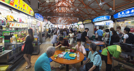 As Singapore identity shifts, its food culture becomes key touchstone