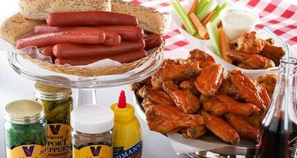 12 ways to serve up hot dogs and hamburgers