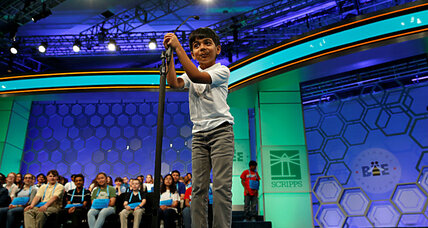 Why does America love spelling bees?