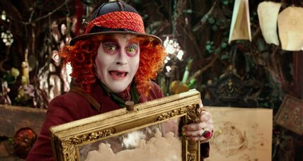 'Alice Through the Looking Glass' substitutes technological phantasmagoria for genuine wonderment