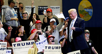 Trump wants GOP to be 'worker's party.' Already there?