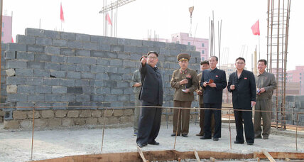 Kim Jong-un's aunt in America offers intimate view of young dictator