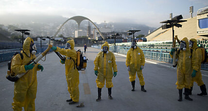 Why WHO rejected scientists' call to move Rio Olympics over Zika fears