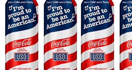 Why Coca-Cola is unveiling new, patriotic cans