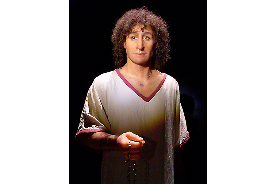 Ancient Phoenician DNA suggests a new model of human migration