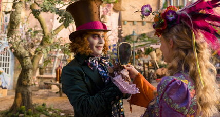Depp's 'Alice' bombs, 'X-Men: Apocalypse' on top with $65M